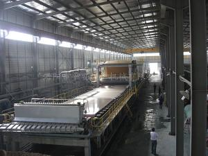 Fuyang Huamei cylinder long mesh high-strength corrugated paper machine