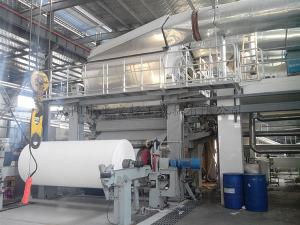 The vacuum cylinder cylinder sincere toilet paper machine